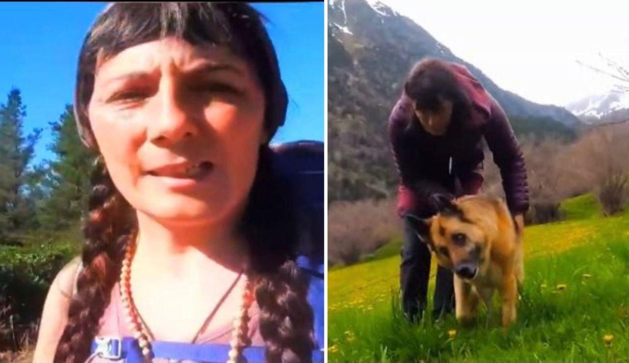 1.000 kilómetros para superar el duelo por Kyla en el Camino de Santiago