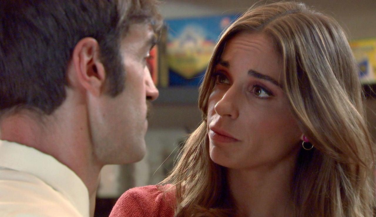 La lección de Coral que hará cambiar a Raúl para afrontar el peor momento de su vida