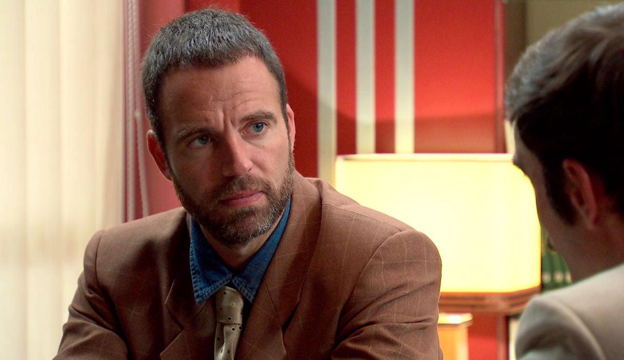 """Fran, en shock al descubrir los motivos de la terrible acusación de Raúl: """"Tu padre se suicidó por tu culpa"""""""