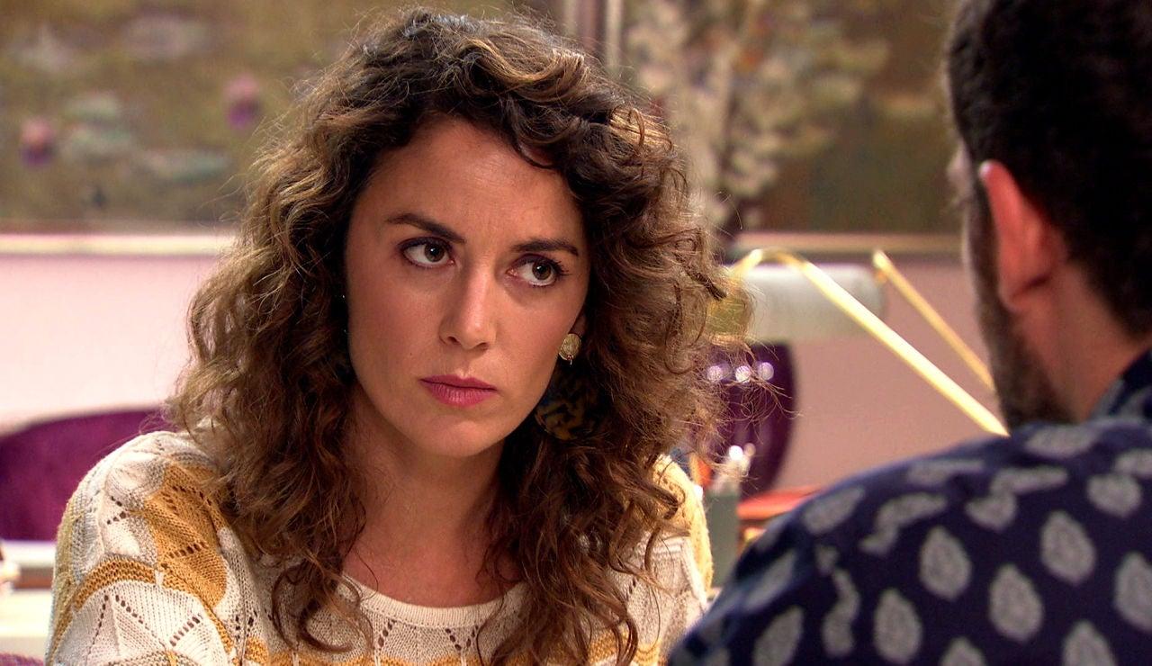 """Sonia descubre lo que escondía Medina: """"No te pienso quitar ojo de encima"""""""