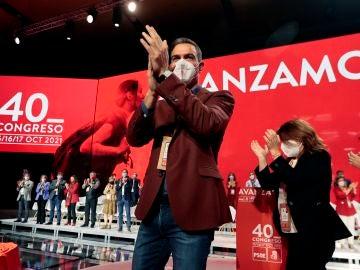Pedro Sánchez dará a conocer la composición de la nueva Ejecutiva del PSOE en el Congreso Federal de Valencia
