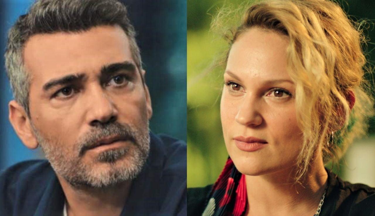 El romance entre Farah Zeynep, la actriz de 'Inocentes' y Caner Cindoruk, el protagonista de 'Mujer'