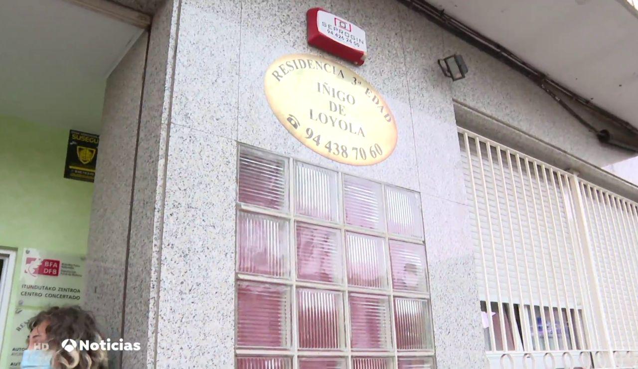 Cierran temporalmente una residencia de Barakaldo por irregularidades