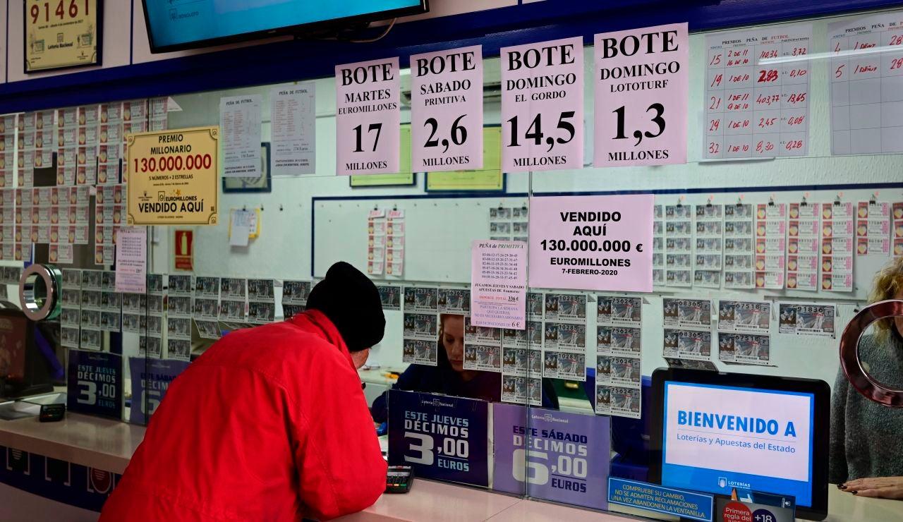 Un matemático gana 14 veces la Lotería con un exitoso método numérico