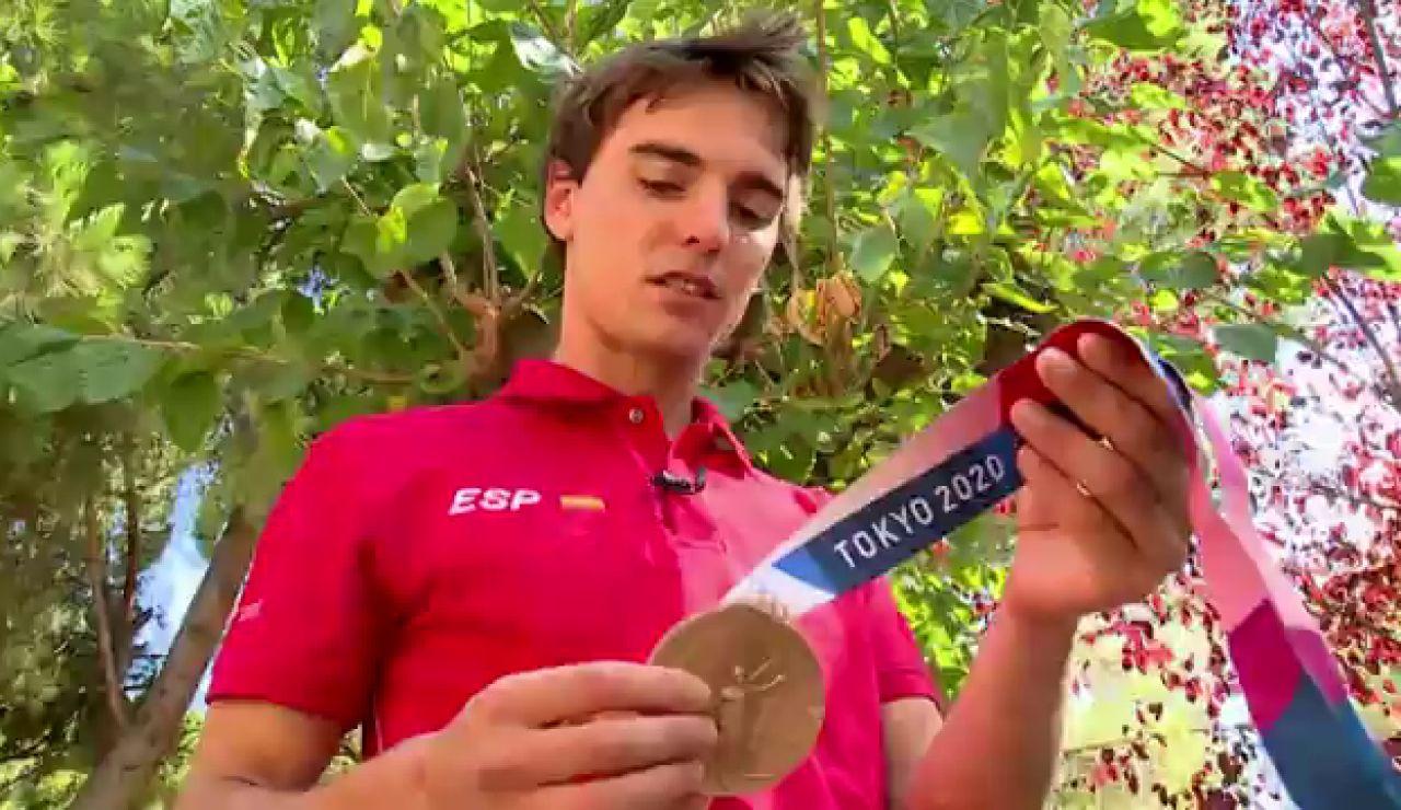 """Así salvó la vida el olímpico Jordi Xammar a un joven desaparecido: """"Estaba en las últimas"""""""