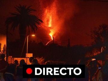 Volcán de La Palma: Última hora de evacuaciones y la evolución de la erupción en Cumbre Vieja, en directo