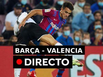 Barcelona - Valencia: Resultado y goles de la Liga Santander hoy, en directo (2-1)