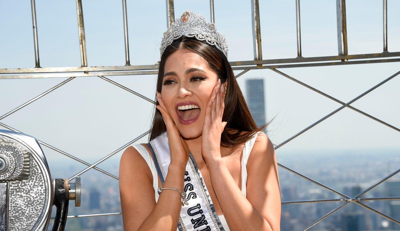 Así es Sarah Loinaz, la modelo que ha ganado Miss Universo España 2021