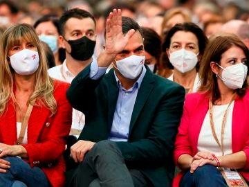 El PSOE vota a su ejecutiva en su 40º Congreso Federal lanzando un mensaje de unidad