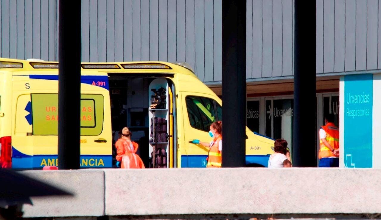 En estado grave un niño de 10 años tras ser atropellado en Madrid