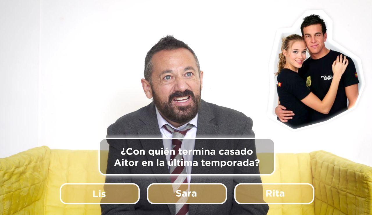 """La chiripa de Pepón Nieto con el 'Paquiz': """"Parece que no haya hecho la serie"""""""