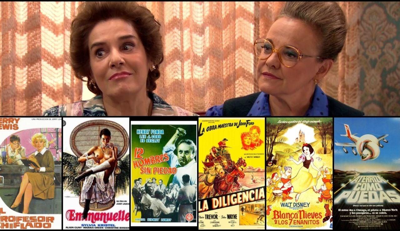Las películas propuestas para inaugurar 'Benivisión', ¿cuál votarías tú?