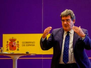 Ministro Inclusión y Seguridad Social, José Luis Escrivá