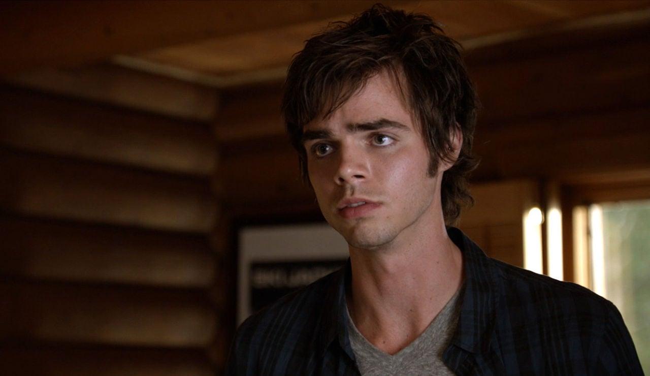 Dylan, el novio de Haley