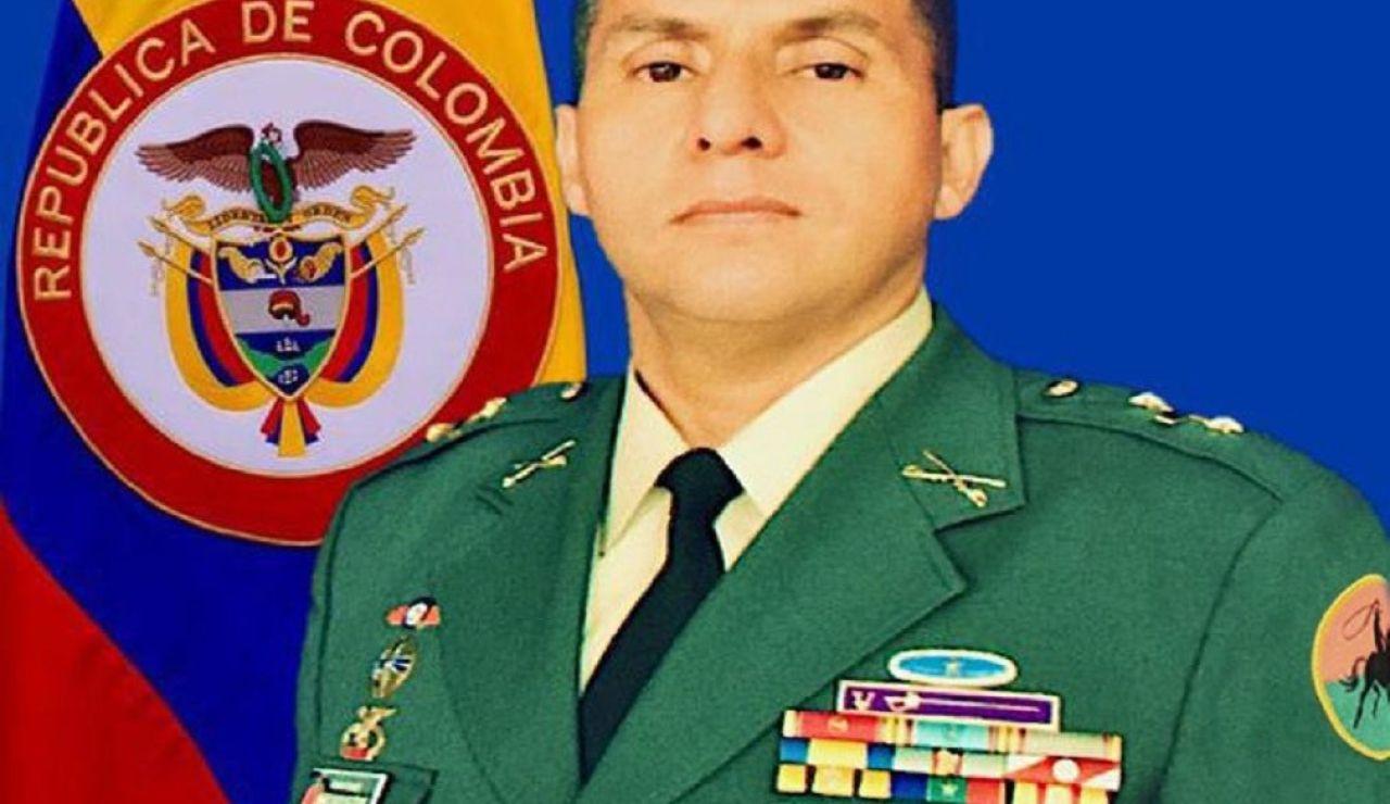 El teniente coronel jefe Ricardo José Beltrán Jiménez