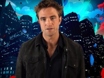 Robert Pattinson en el DC Fandome