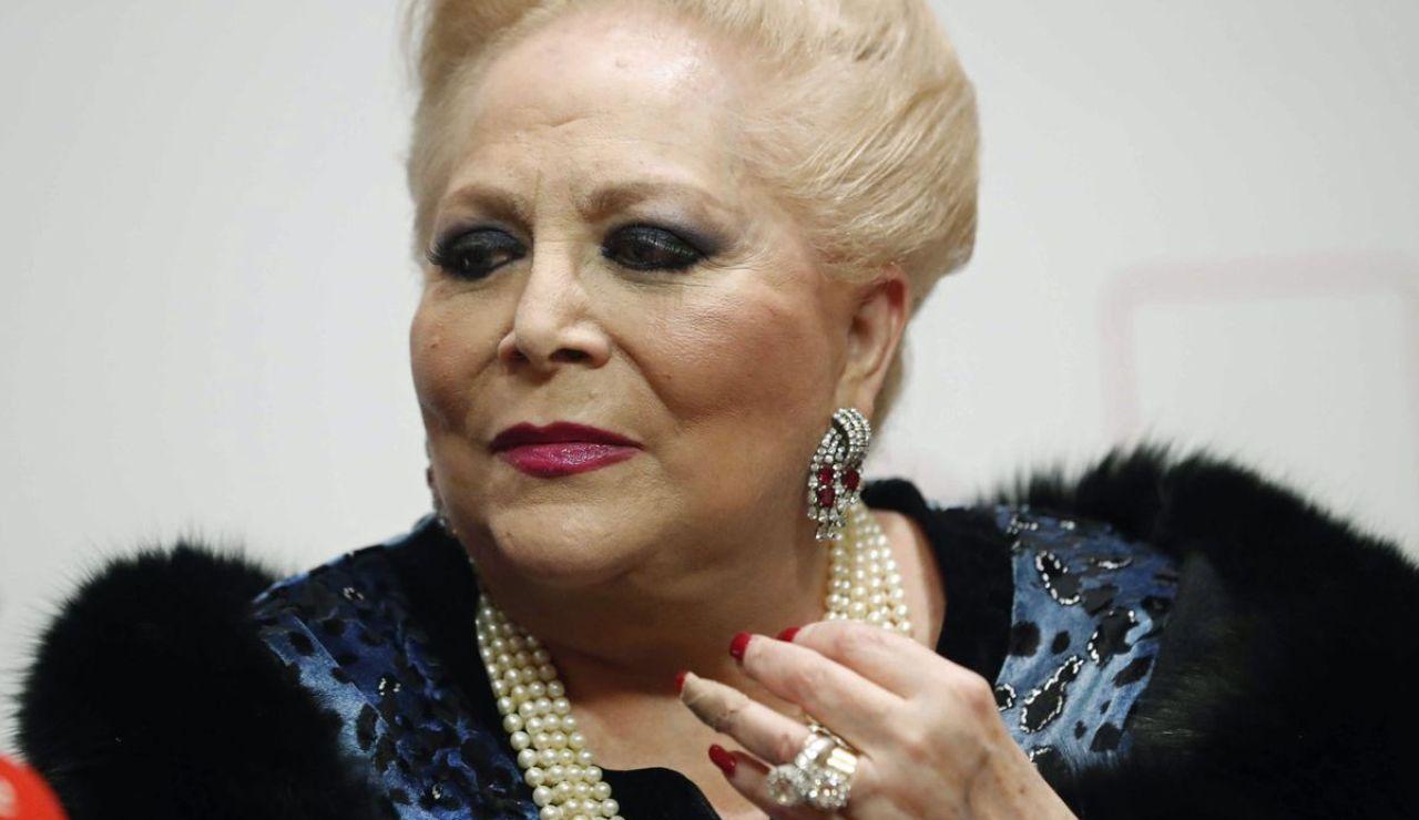 Muere Concha Márquez Piquer a los 75 años por infección pulmonar