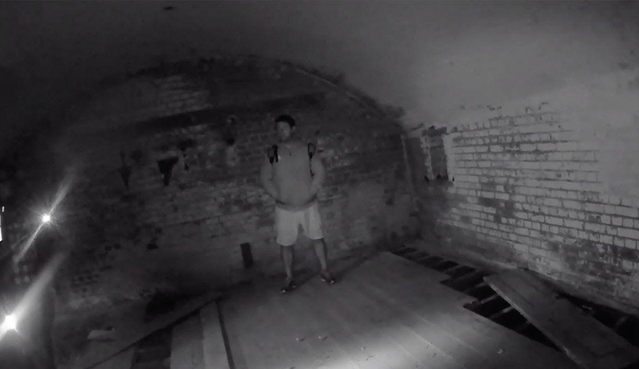 Cazadores de fantasmas en el Reino Unido