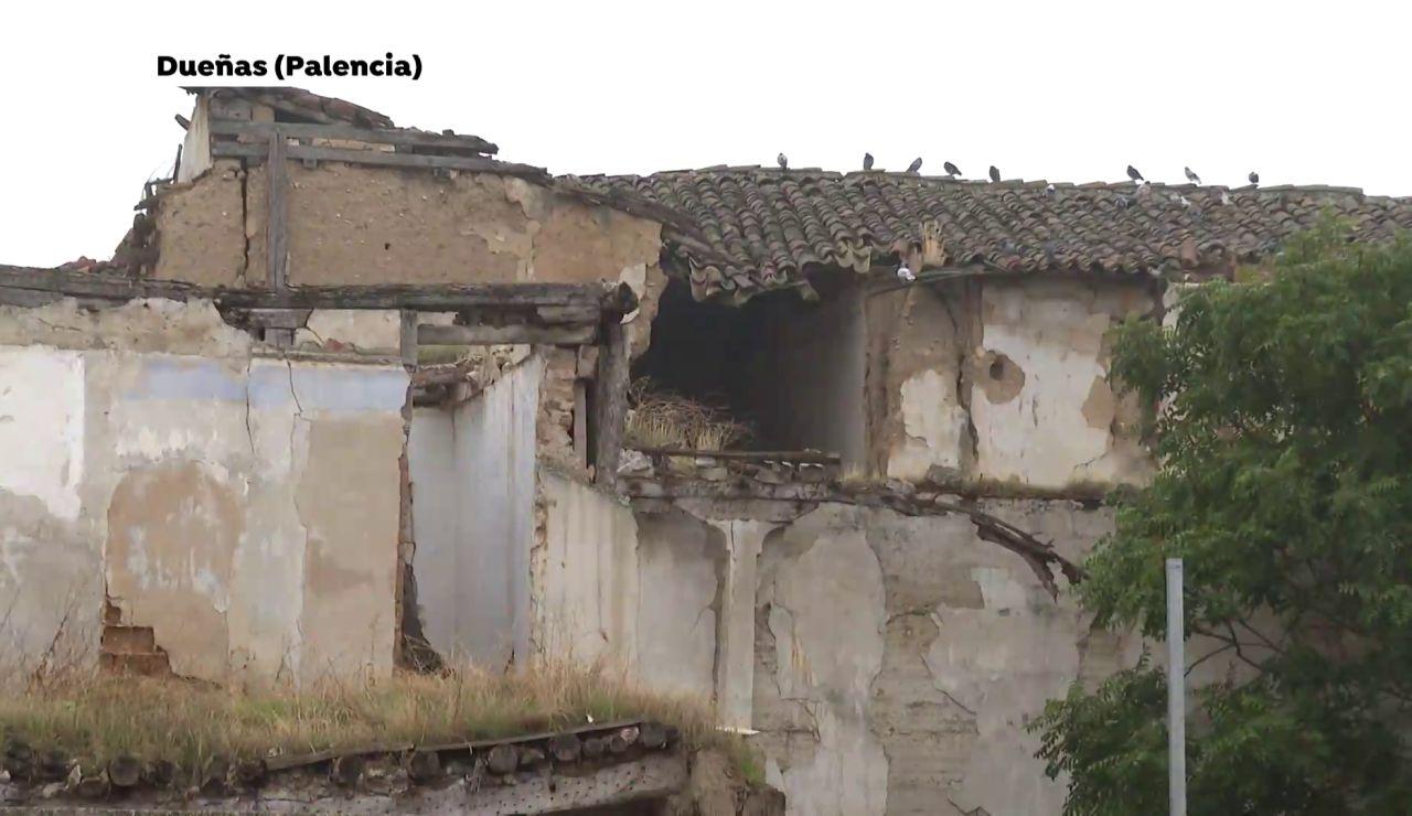 Palacio Buen Día Dueñas, Palencia
