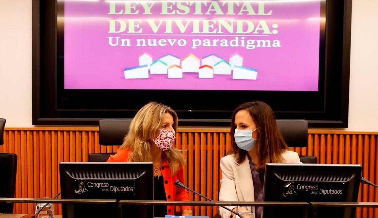 """Yolanda Díaz asegura que España tendrá """"rápidamente"""" una propuesta de reforma laboral"""