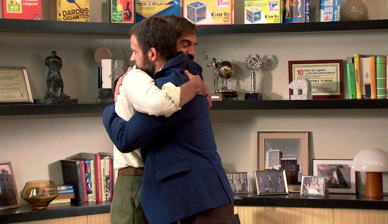La tregua más esperada: Fran y Raúl prometen volver a ser los niños de antes