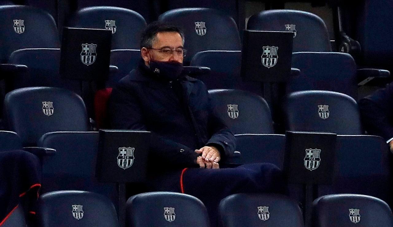 "Bartomeu: ""Se valoró el fichaje de Mbappé, pero los técnicos prefirieron a Dembélé"""