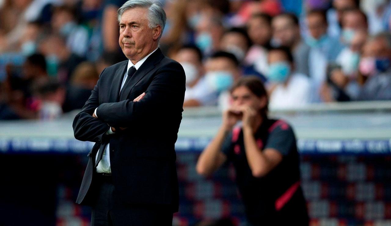 """Ancelotti lo tiene claro: """"Tenemos que jugar 4-3-3, no hay otra manera"""""""