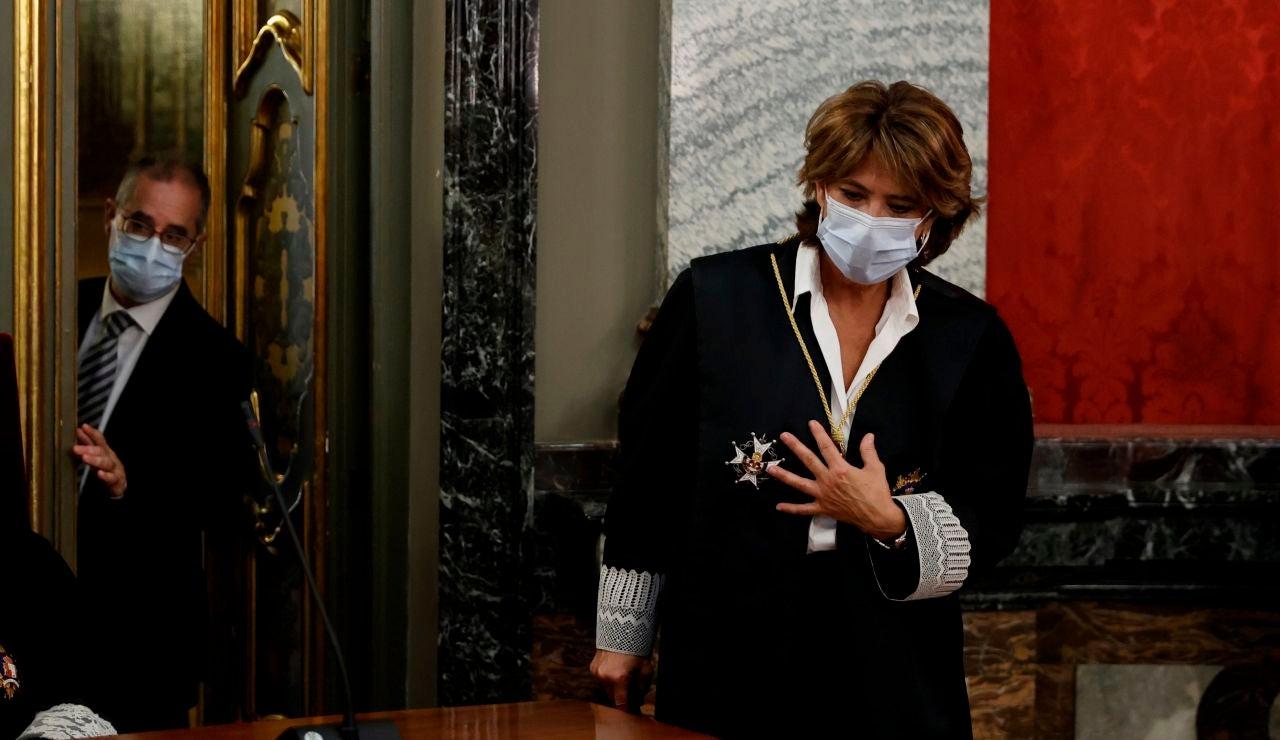 El Supremo rechaza los recursos de Vox y PP contra el nombramiento de Dolores Delgado como fiscal general del Estado