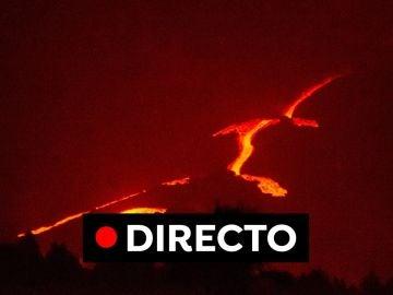 Volcán La Palma: El Cumbre Vieja cumple un mes en erupción y la colada norte avanza hacia el mar, en directo