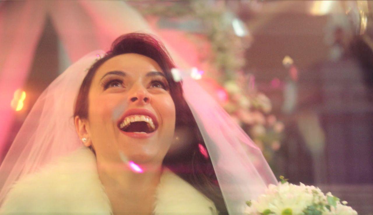 La boda de ensueño entre Naci y Safiye: así es como Gülben se la imagina