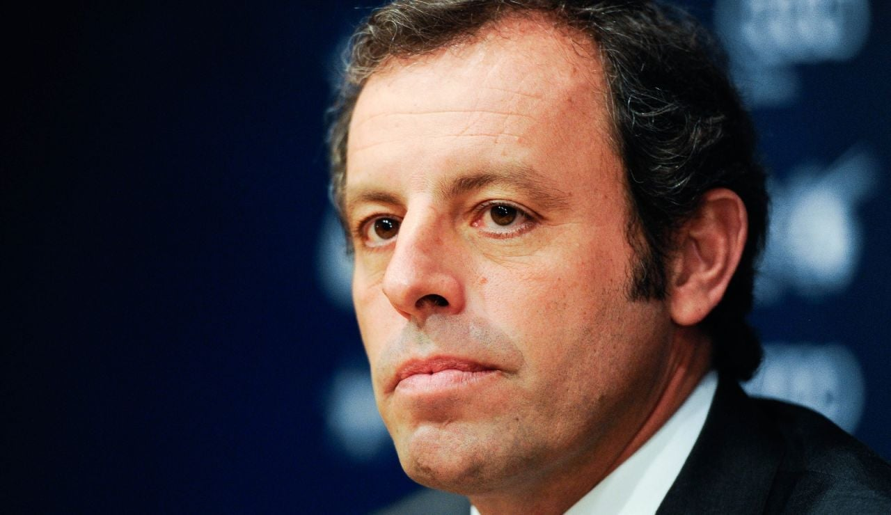 Expresidente del Barça, Sandro Rosell
