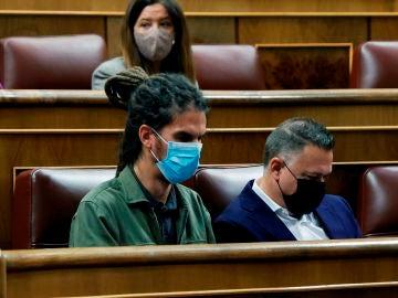 El diputado de Podemos, Alberto Rodríguez, podrá mantener su acta en el Congreso
