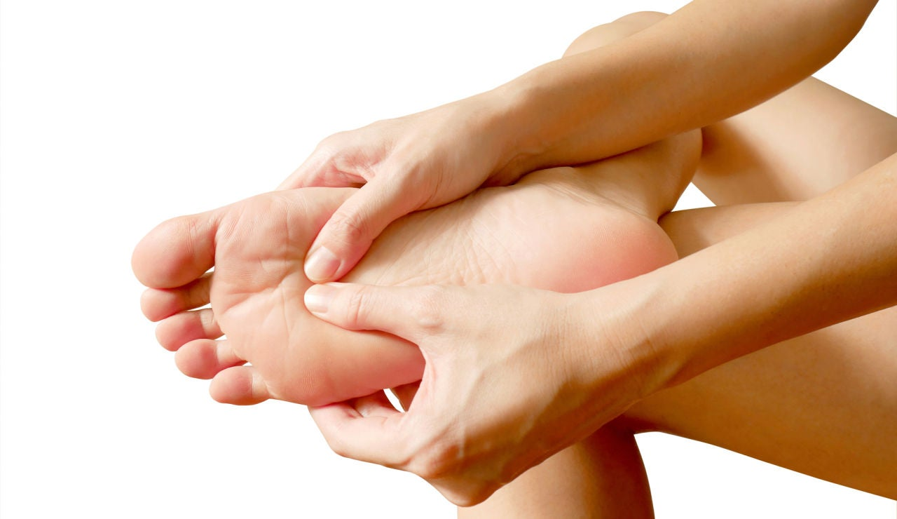 Dolor en la planta de los pies