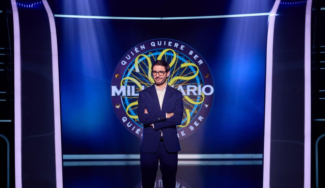 Antena 3 prepara el regreso de la versión original de '¿Quién quiere ser millonario?' con concursantes anónimos