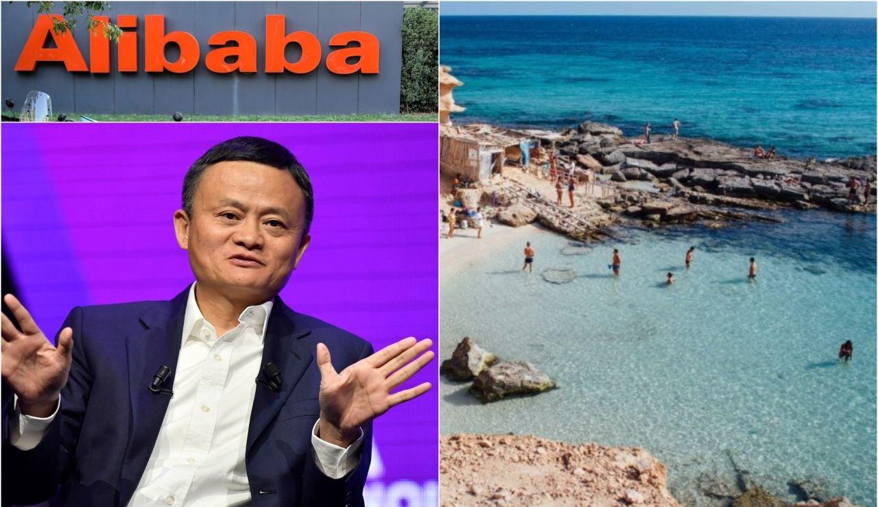 ¿Está el fundador de Alibaba, Jack Ma, de vacaciones en España?
