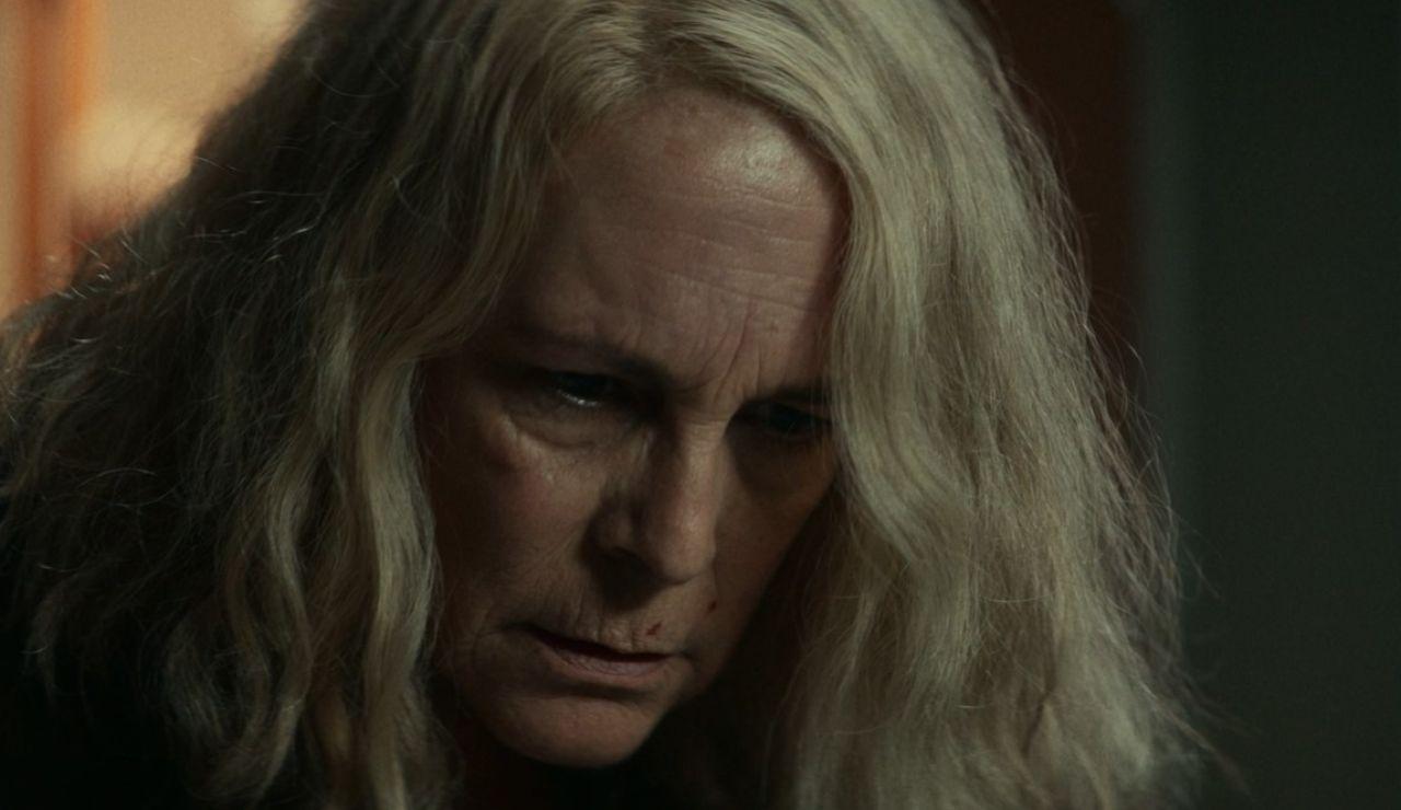 Jamie Lee Curtis en 'Halloween Kills'