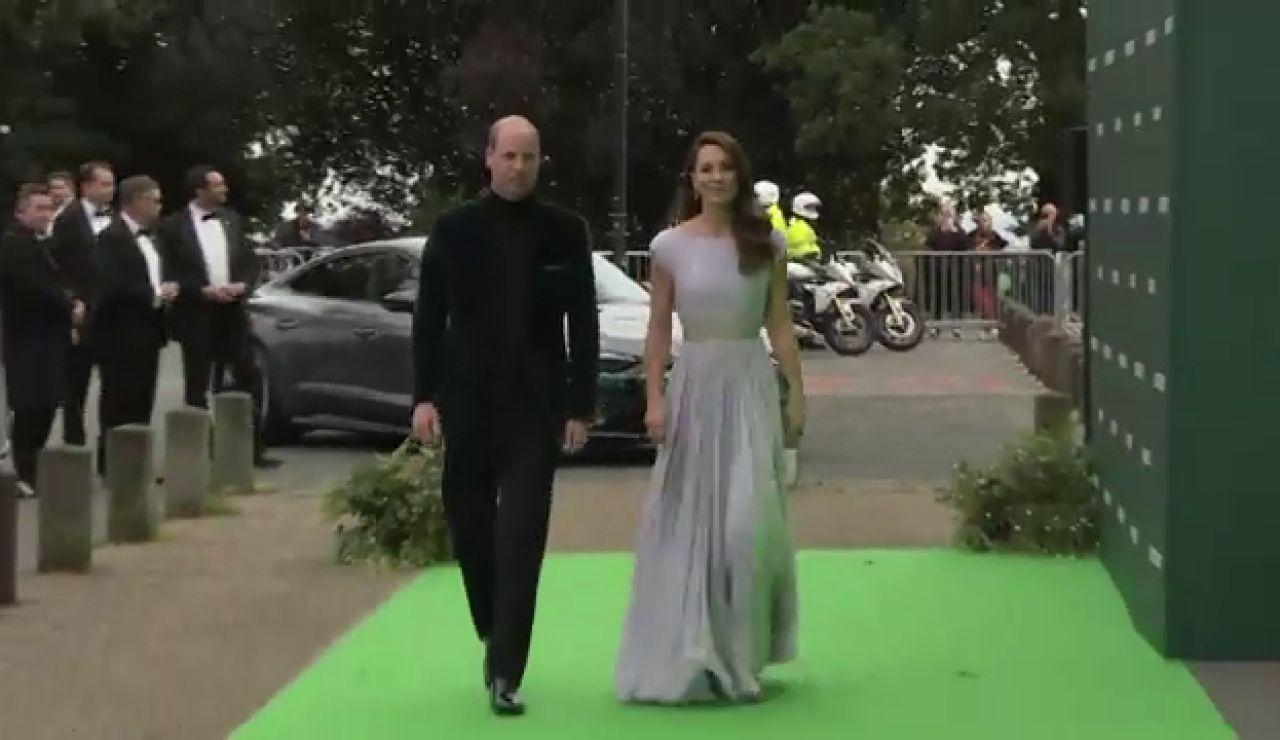 La realeza británica, 'más verde' que nunca