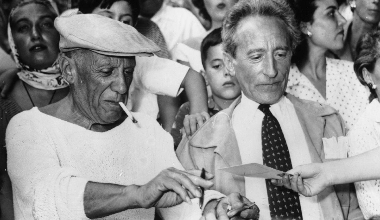 Efemérides de hoy 25 de octubre de 2021: Pablo Picasso