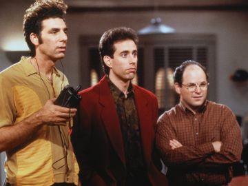 Los protagonistas de 'Seinfeld'