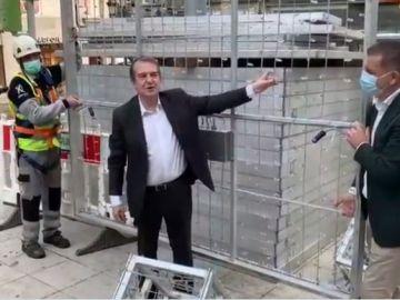 Abel Caballero anuncia que arranca la navidad con las luces de Vigo