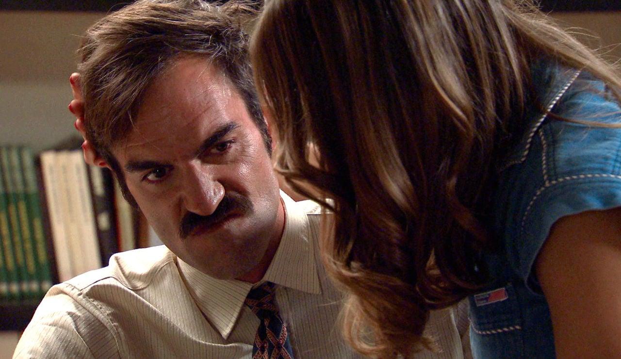 """Raúl, devastado, se refugia en de Coral: """"Mi padre prefiere a Fran antes que a su propio hijo"""""""