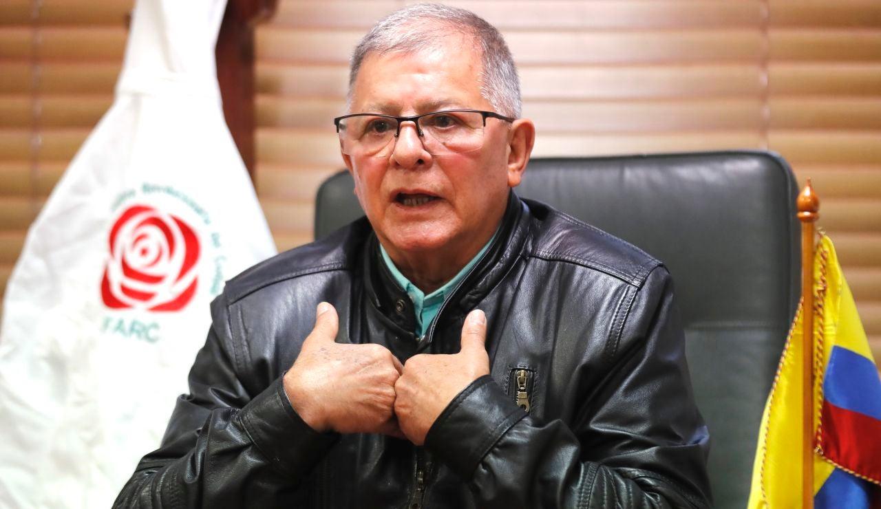Detienen en México al exlíder de las FARC, Rodrigo Granda
