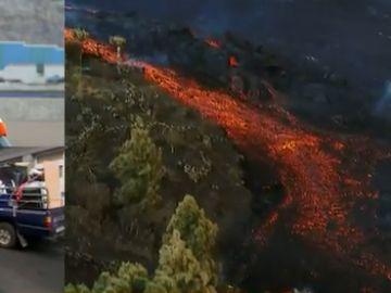 """El grito desesperado de los afectados por el volcán que esperan las ayudas: """"Pedimos que se agilice la burocracia"""""""