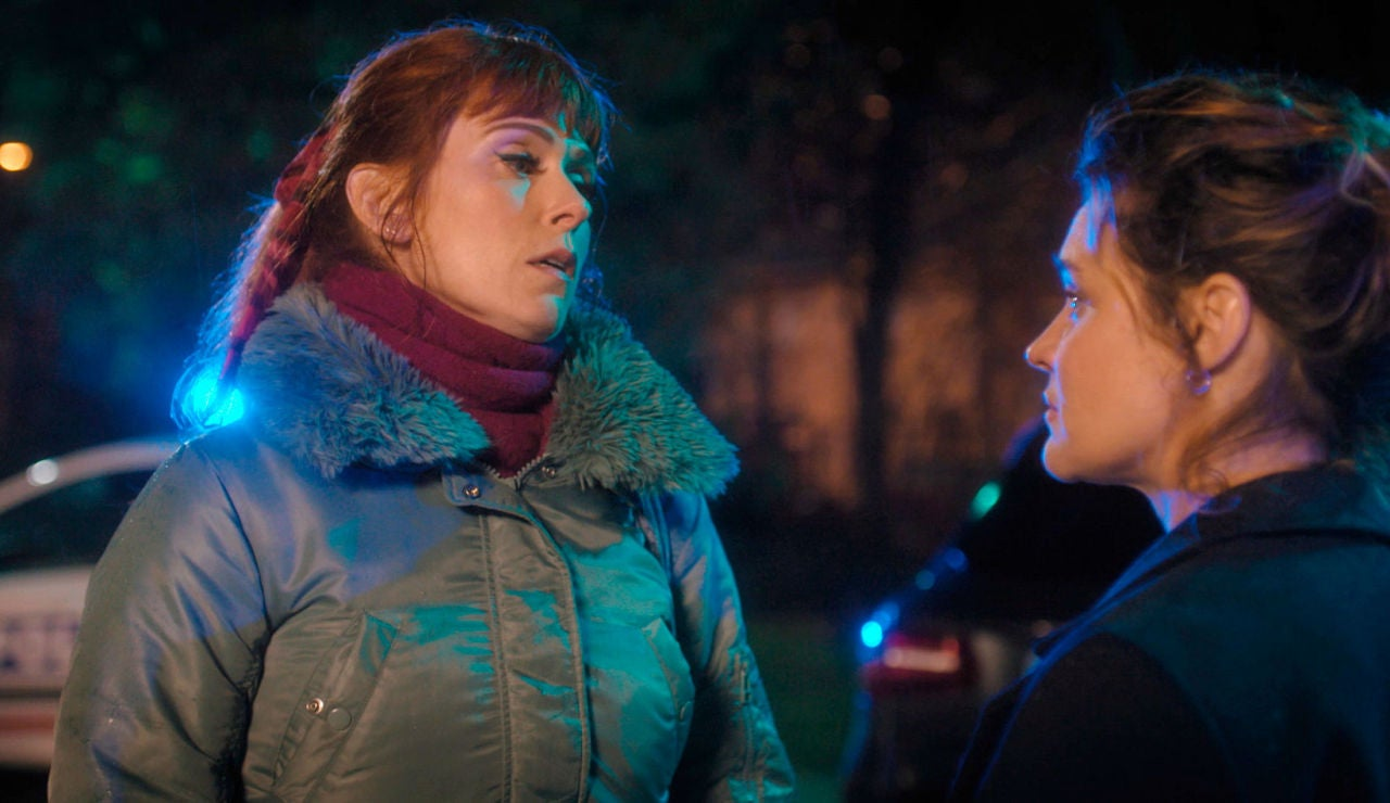 Morgane renuncia a su cargo de asesora en la policía para frustración de Céline