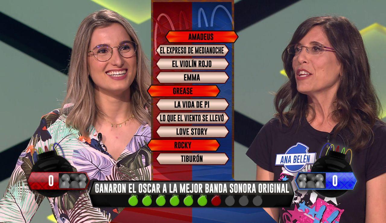 ¿Buscaban errores o aciertos? Inés y Ana Belén no dan una en el desempate de la 'fase estratégica'