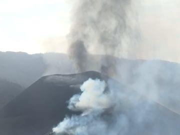 Roberto Brasero explica cuándo podría llegar a su fin la erupción del volcán de La Palma