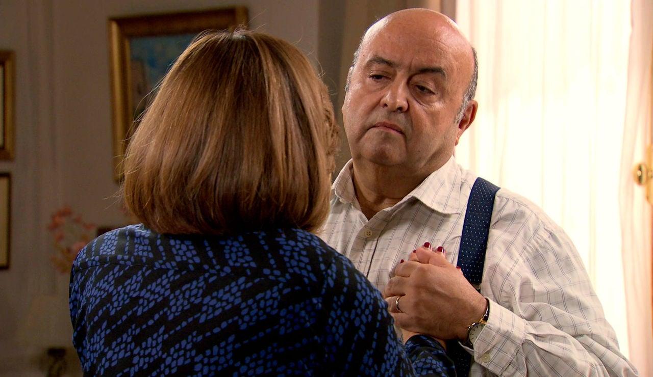 """Germán, ¿destapa el secreto de la familia?: """"Raúl no es mi hijo"""""""