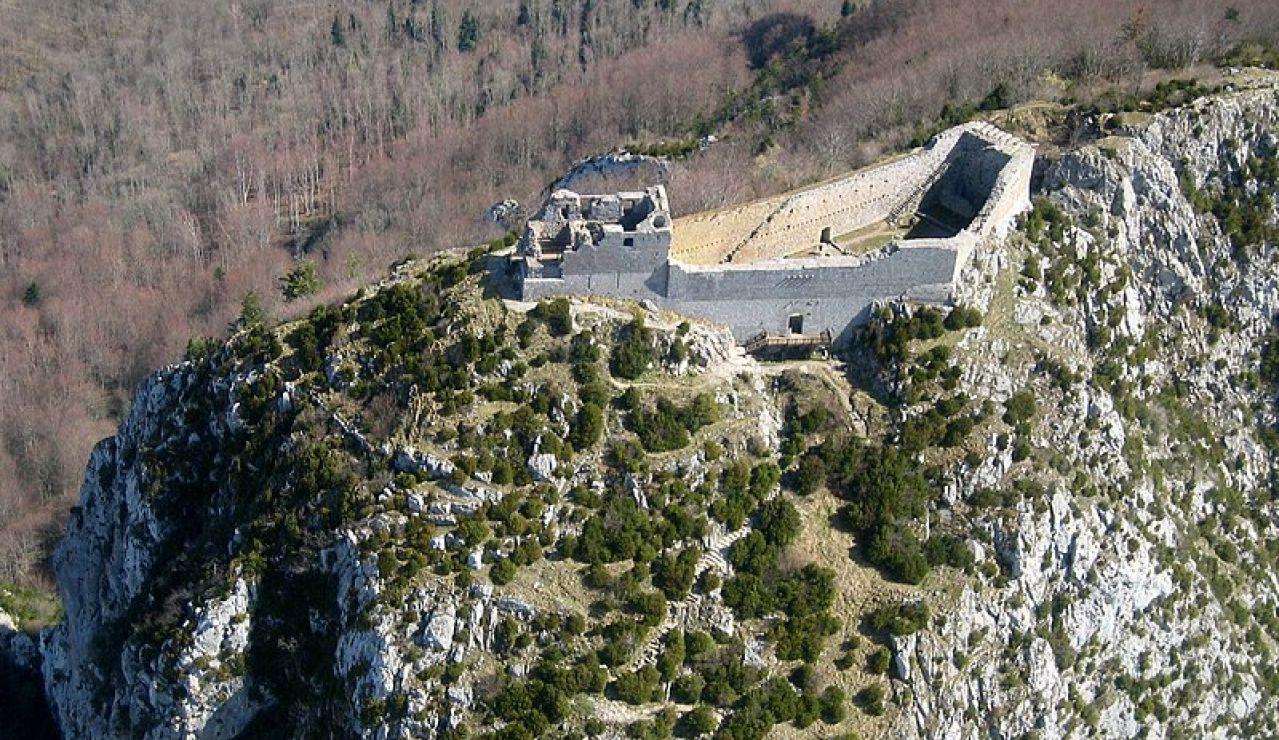 Esta es la siniestra historia del Castillo de Montsegur