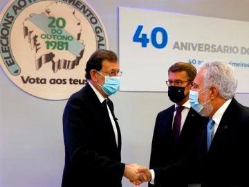 Rajoy pide que se plasme la verdad y se pida perdón a las víctimas de ETA, en el décimo aniversario del fin de su actividad armada