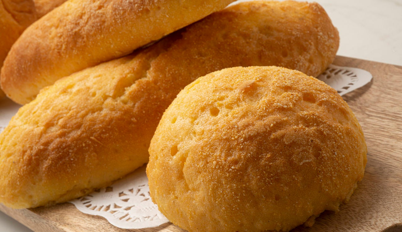 Pan para celíacos: la receta de Joseba Arguiñano